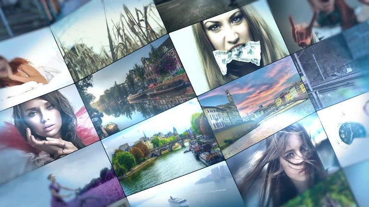 Intro/Opener - Slideshow: After Effects Templates