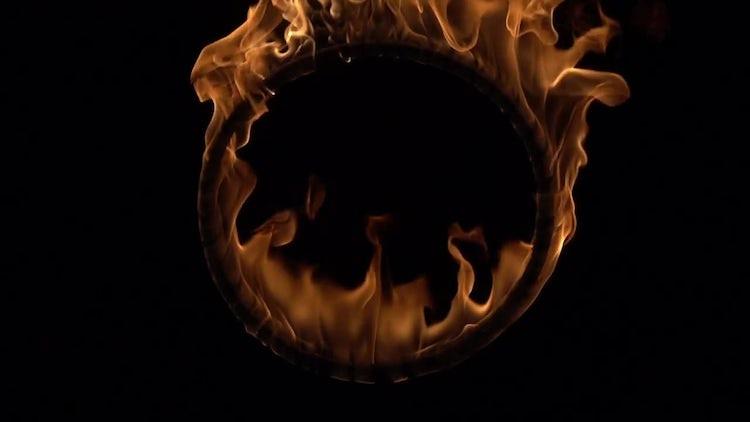 Ring of Fire: Stock Footage