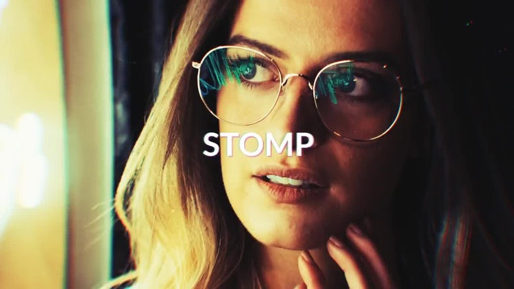 Claps and Stomp Opener: After Effects Templates