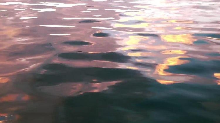 Pure Sea Water 1: Stock Video