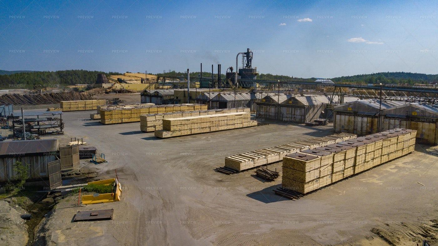 Lumber Mill: Stock Photos
