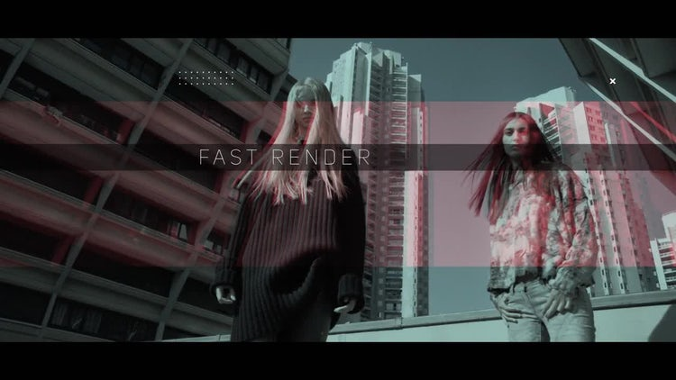 Stylish Fashion Opener: After Effects Templates