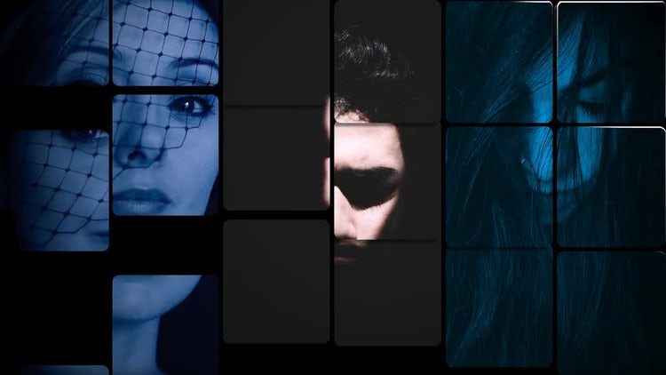 Puzzle Photo Logo: After Effects Templates