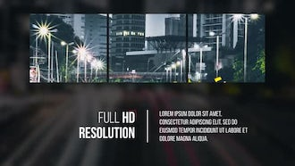 Blink Cube - Promo: After Effects Templates