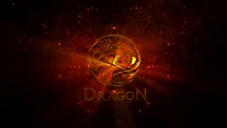 Fire Logo Reveal: After Effects Templates