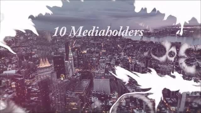 Ink Slideshow: Premiere Pro Templates