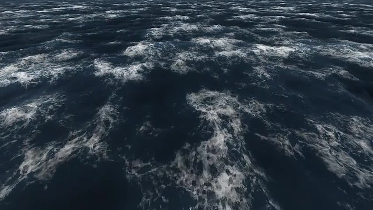 Real Ocean: Motion Graphics