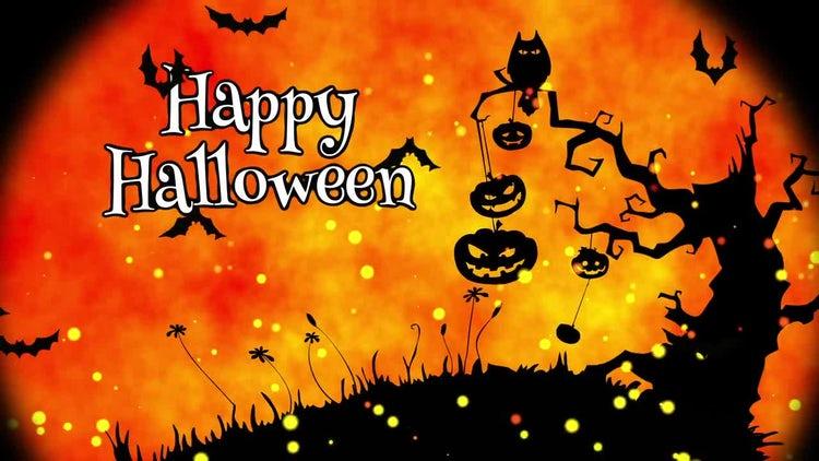 Halloween: Stock Motion Graphics