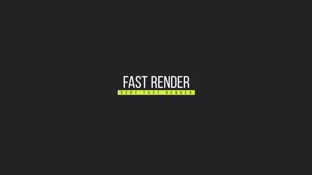 Simple Minimal Titles: Motion Graphics Templates