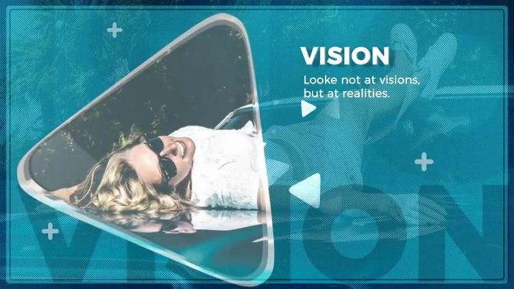 Iridescent Promo: After Effects Templates