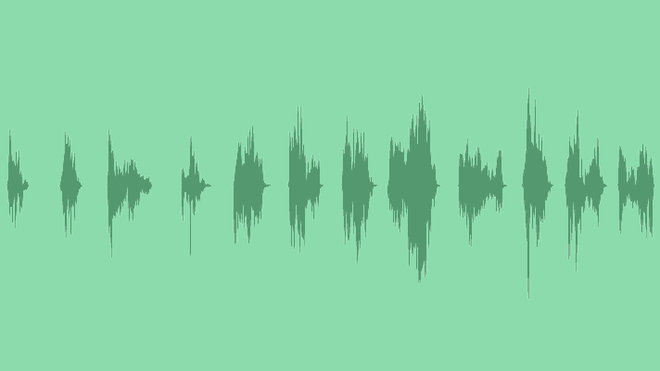 Little Alien Monster: Sound Effects