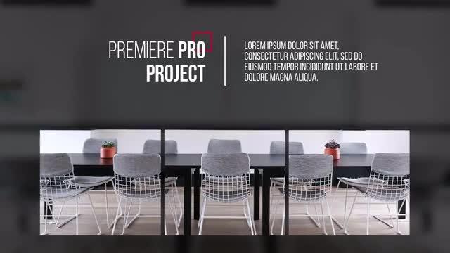 Blink Cube - Promo: Premiere Pro Templates