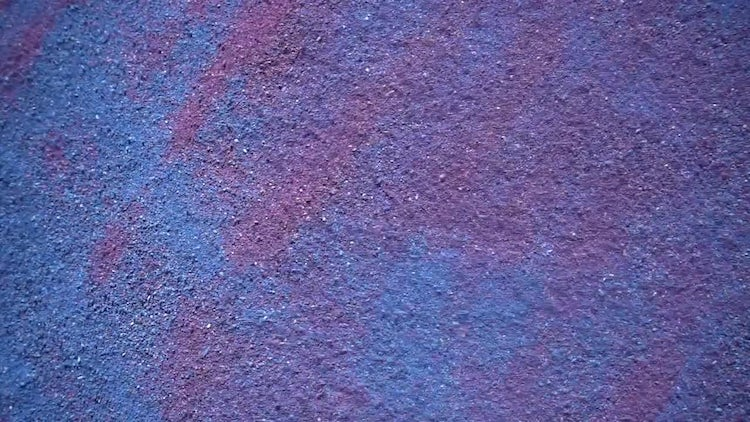 Colored Sand: Stock Video