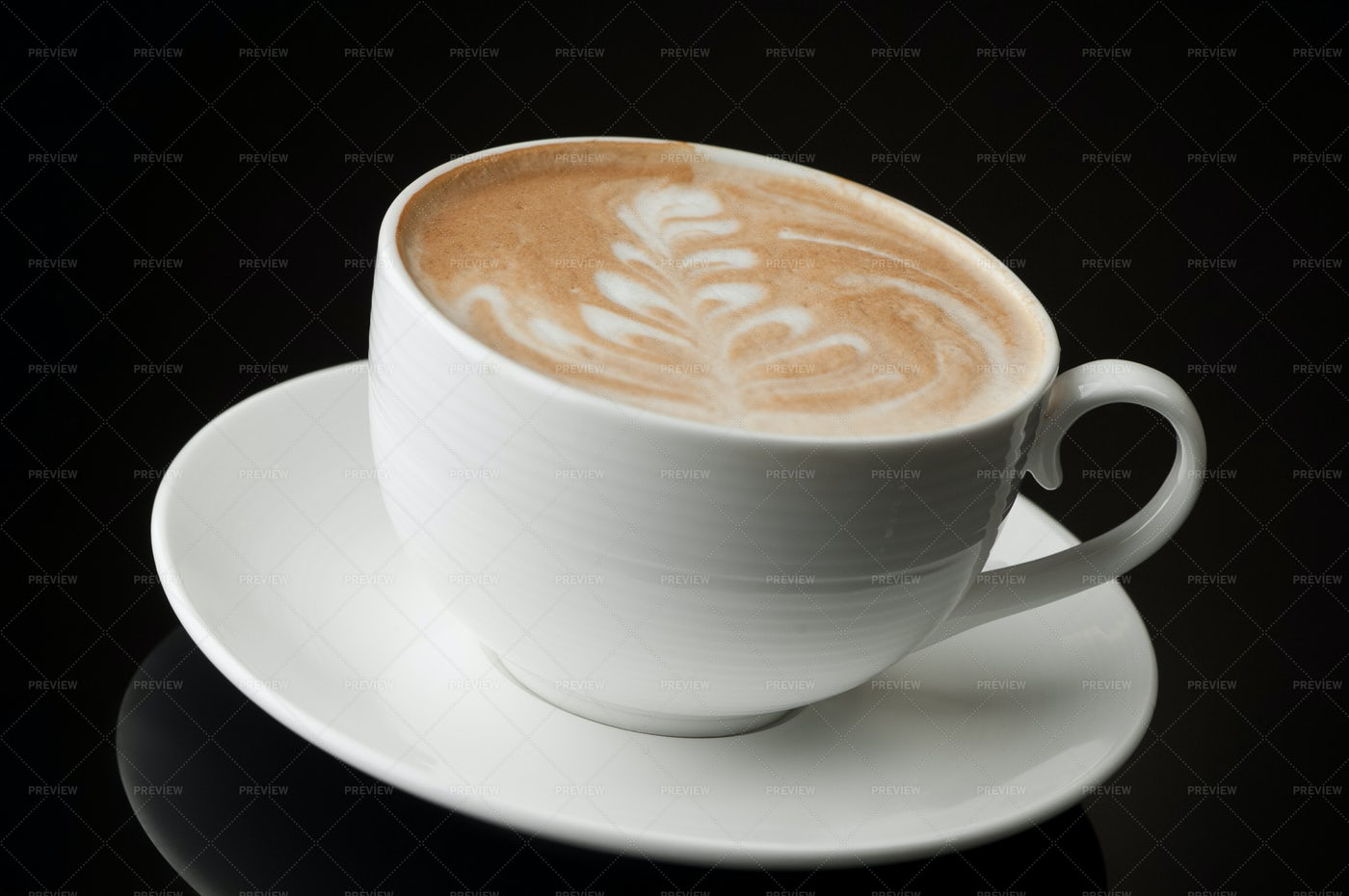 A Cup Of Coffee: Stock Photos