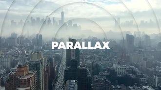 Parallax Stomp Intro: Premiere Pro Templates