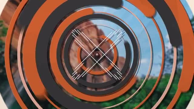 Circles Logo: After Effects Templates