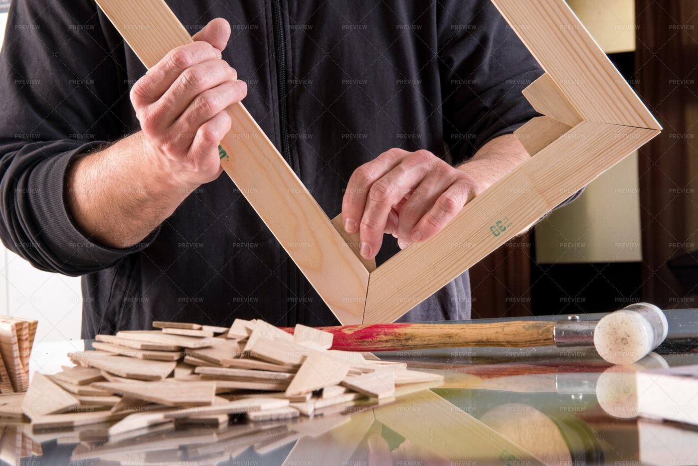 Master Making Framework: Stock Photos