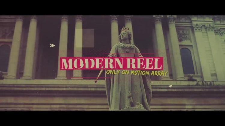 Modern Cinema Opener: Premiere Pro Templates