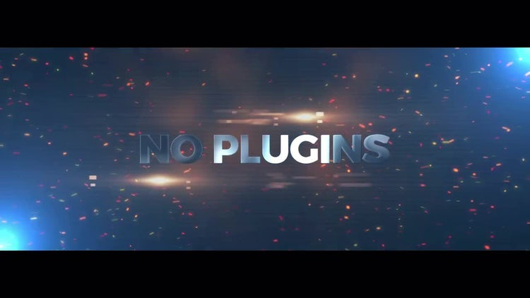 Cinematic Blockbuster Titles: After Effects Templates