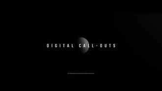 Digital Call-Outs: After Effects Templates