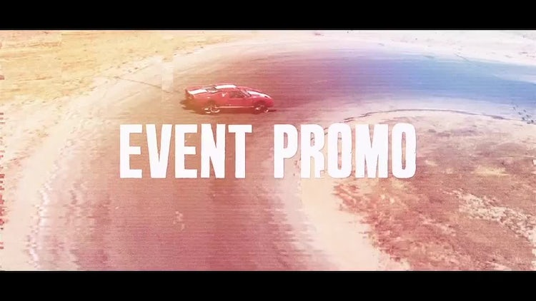 Trailer Opener: After Effects Templates