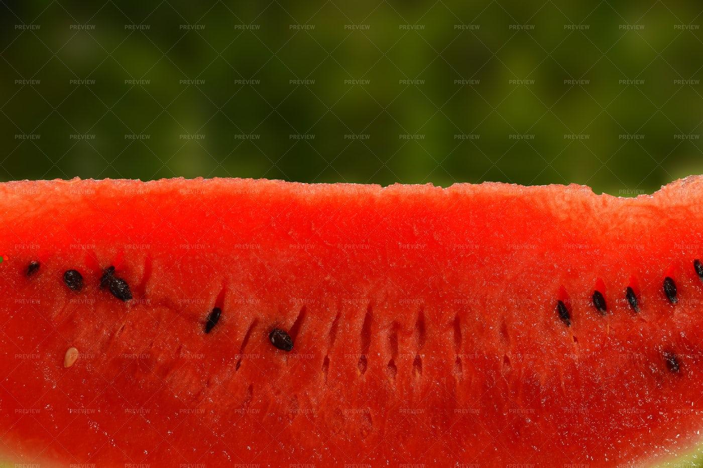 Fresh Red Watermelon: Stock Photos