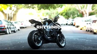 Rhythmic Opener: After Effects Templates