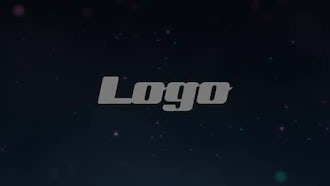 Light Streaks Logo Reveal: After Effects Templates