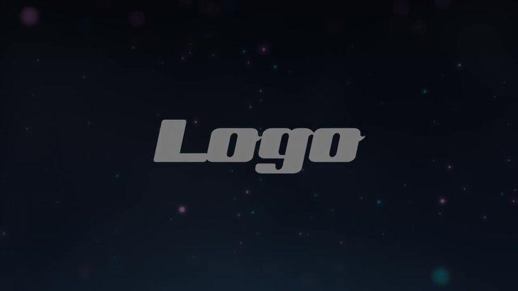 Light Streaks Logo Reveal: After Effects Templates