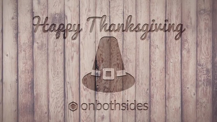 Thanksgiving Carousel: After Effects Templates