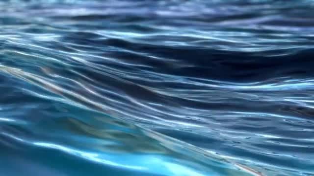 Waves on Water: Stock Motion Graphics