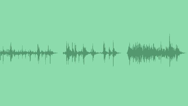 Mystical Radiance: Sound Effects