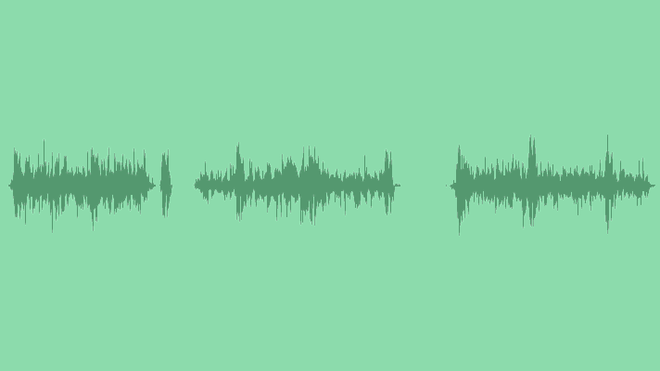 Running In Shallow River: Sound Effects