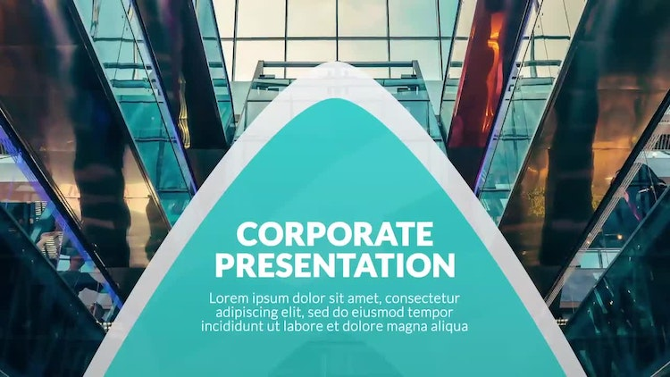 corporate presentation - after effects templates | motion array, Presentation templates