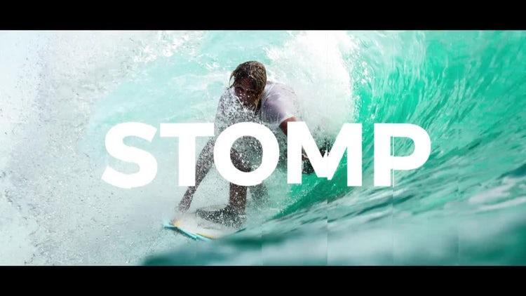Parallax Stomp: Premiere Pro Templates