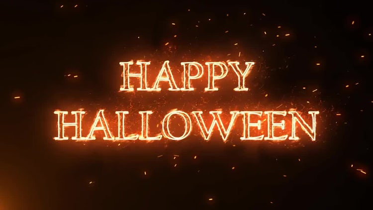 Happy Halloween: Motion Graphics