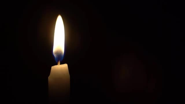 Candle Flame: Stock Video