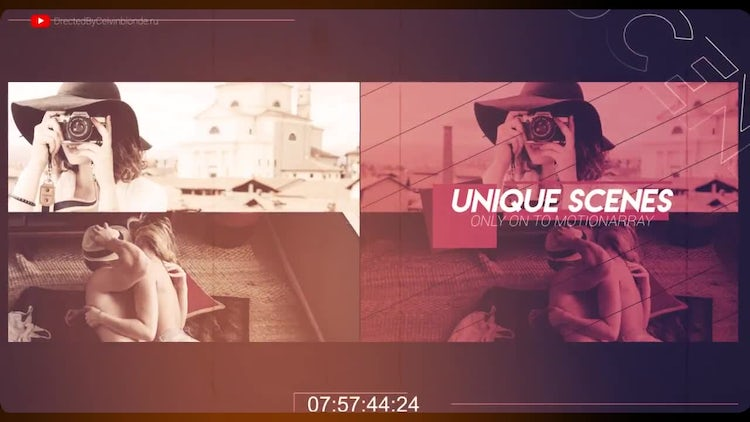 My Vlog Promo: After Effects Templates