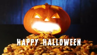 Halloween Party: Premiere Pro Templates