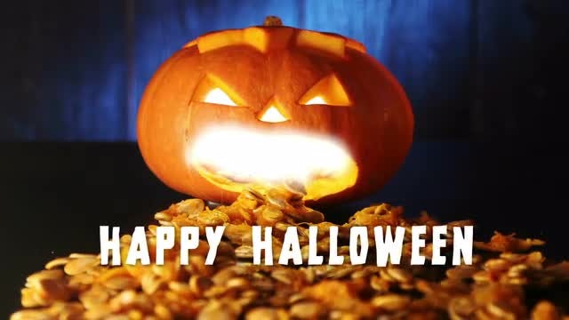 Halloween Party: Premiere Pro Templates