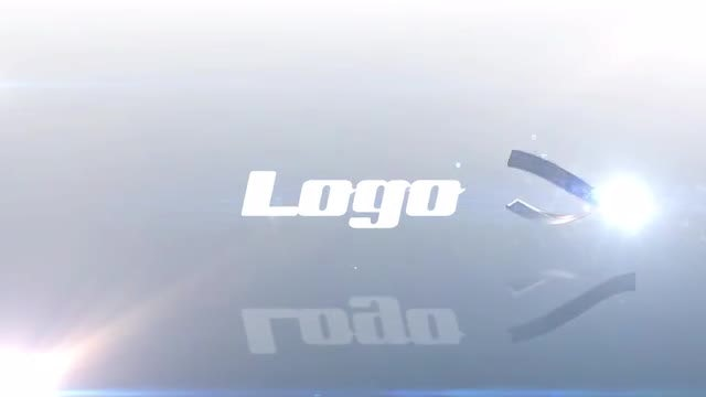 Lights Streaks Logo: After Effects Templates