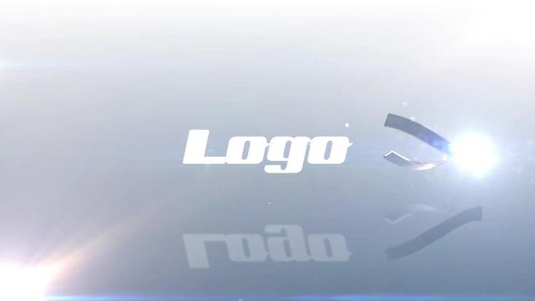 Lights Streaks Logo: After Effects Templates