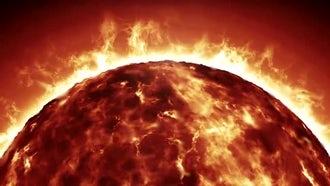 Sun Transition: Motion Graphics