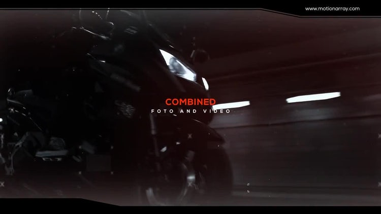 Hybrid Opener: After Effects Templates