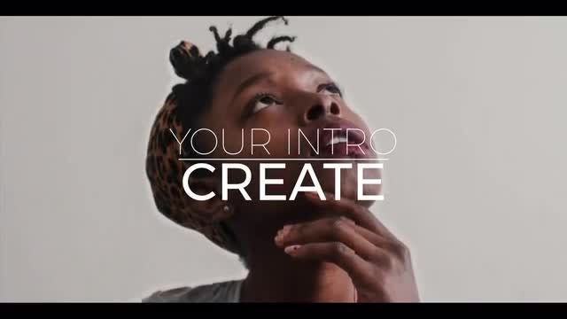 Parallax Slideshow Opener: Premiere Pro Templates