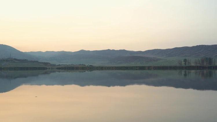 Lake: Stock Video