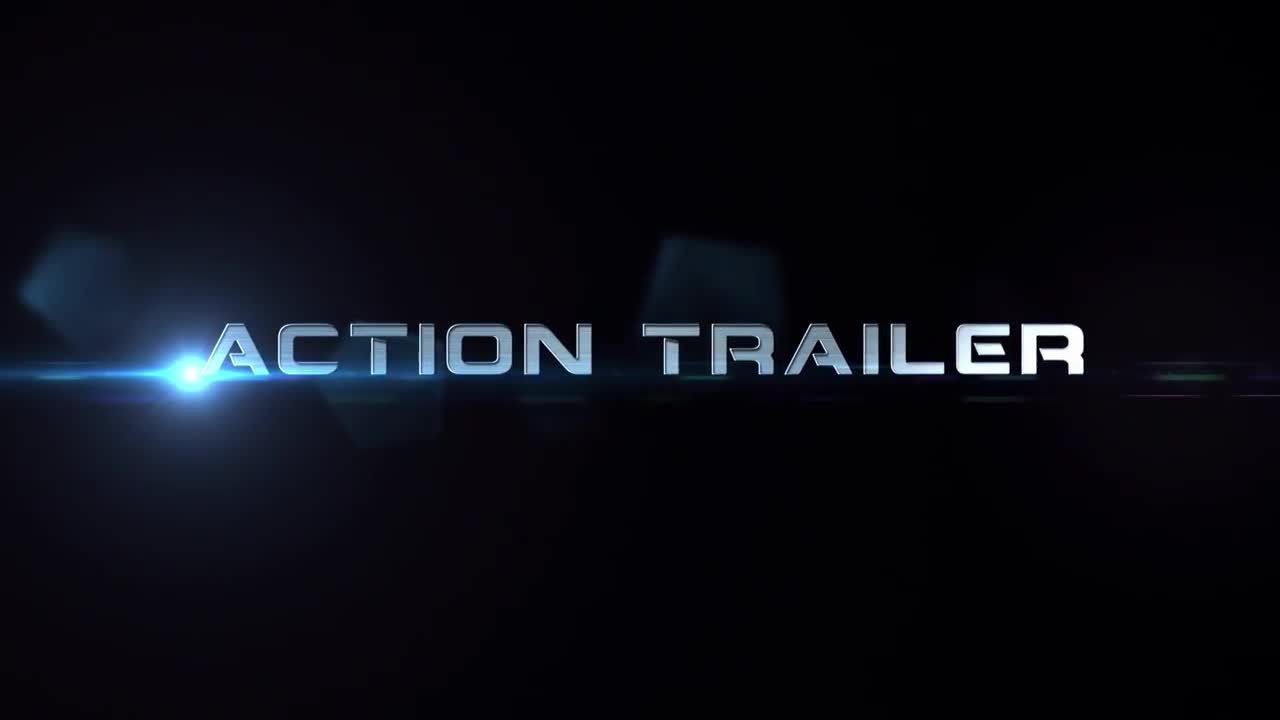 Action Trailer After Effects Templates Motion Array