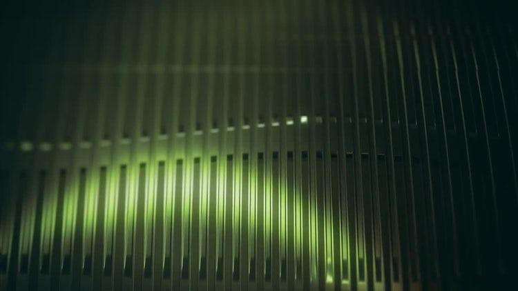 Dark Steel Background: Motion Graphics
