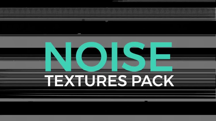 Noise Textures: Stock Video