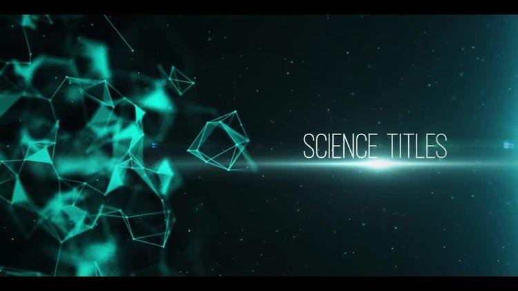 Cinematic Sci-Fi Plexus Trailer: Premiere Pro Templates